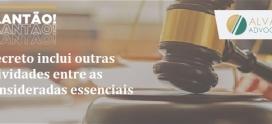 Covid-19: decreto inclui construção civil entre atividades essenciais