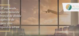 TJ-SP suspende cobrança de dívida de agência de viagens por Covid-19